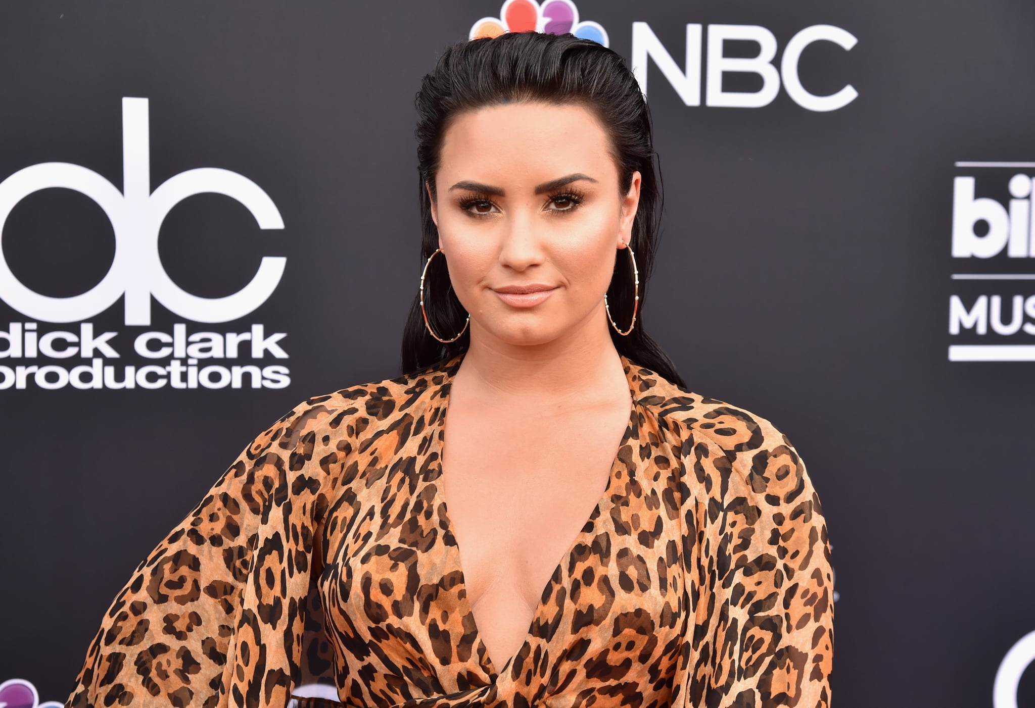 LAS VEGAS, NV - MAY 20:  Recording artist Demi Lovato attends the 2018 Billboard Music Awards at MGM Grand Garden Arena on May 20, 2018 in Las Vegas, Nevada.  (Photo by Jeff Kravitz/FilmMagic)