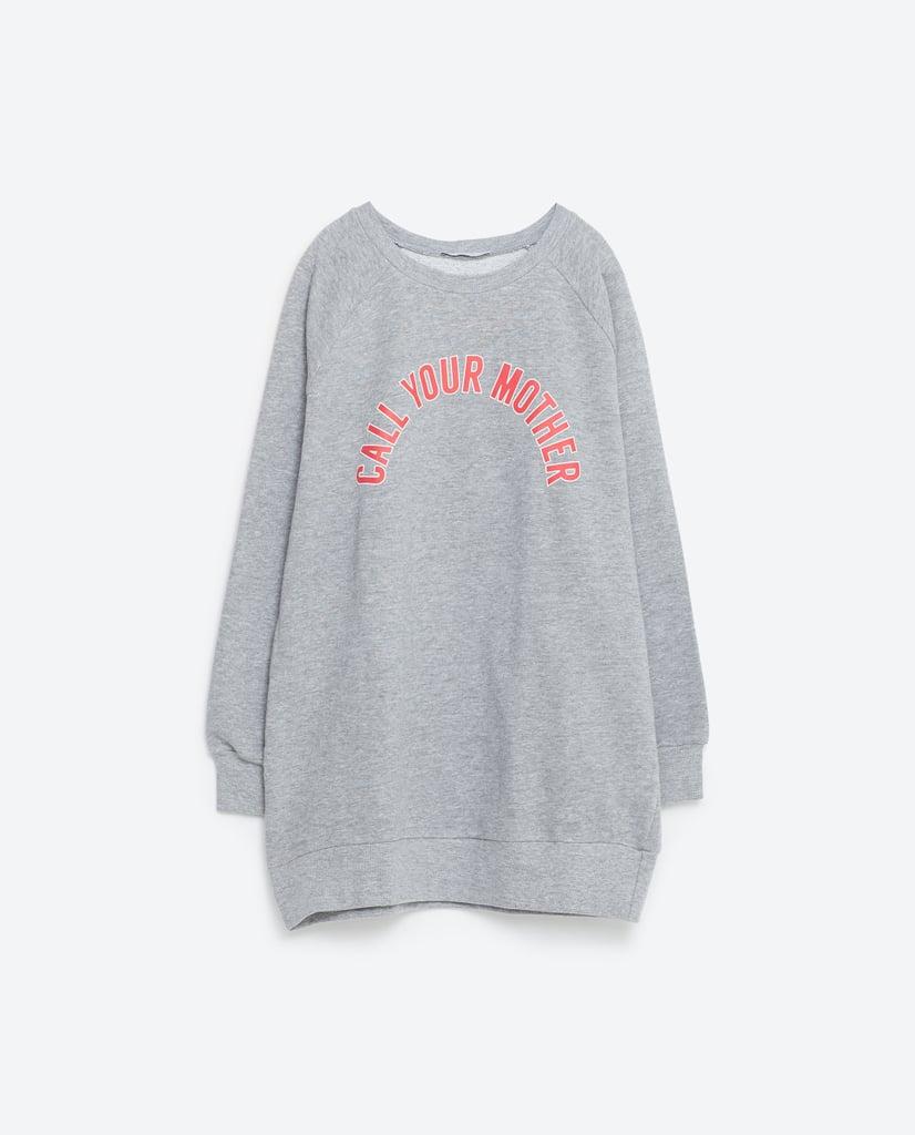 Oversized Sweatshirt ($23)