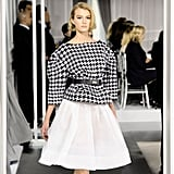 How did the houndstooth print get its name?