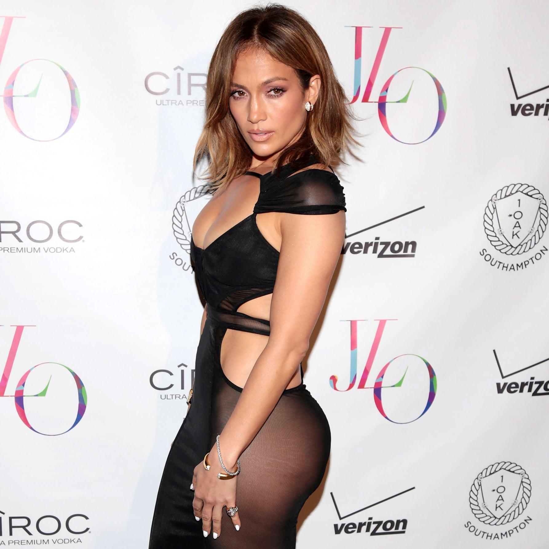 Jennifer lopez sexy 46th birtday new pics