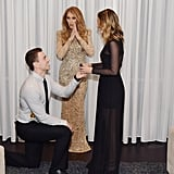 Proposal With Celine Dion