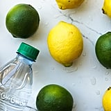 Room Temperature or Warm Water With Lemon