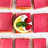 Lemon Raspberry Bars
