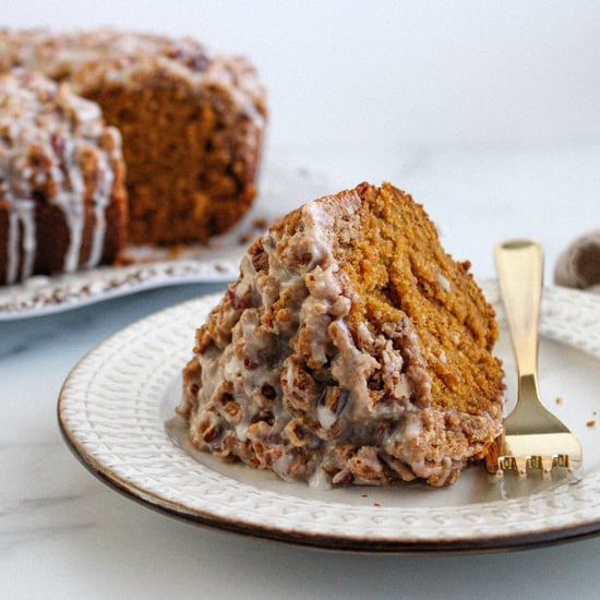 This Pumpkin Crumb Cake Recipe Is Irresistible