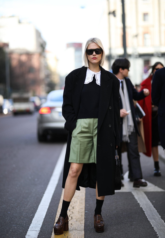 How to Wear Platform Shoes   POPSUGAR