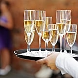 Where do you stand on a Champagne toast?