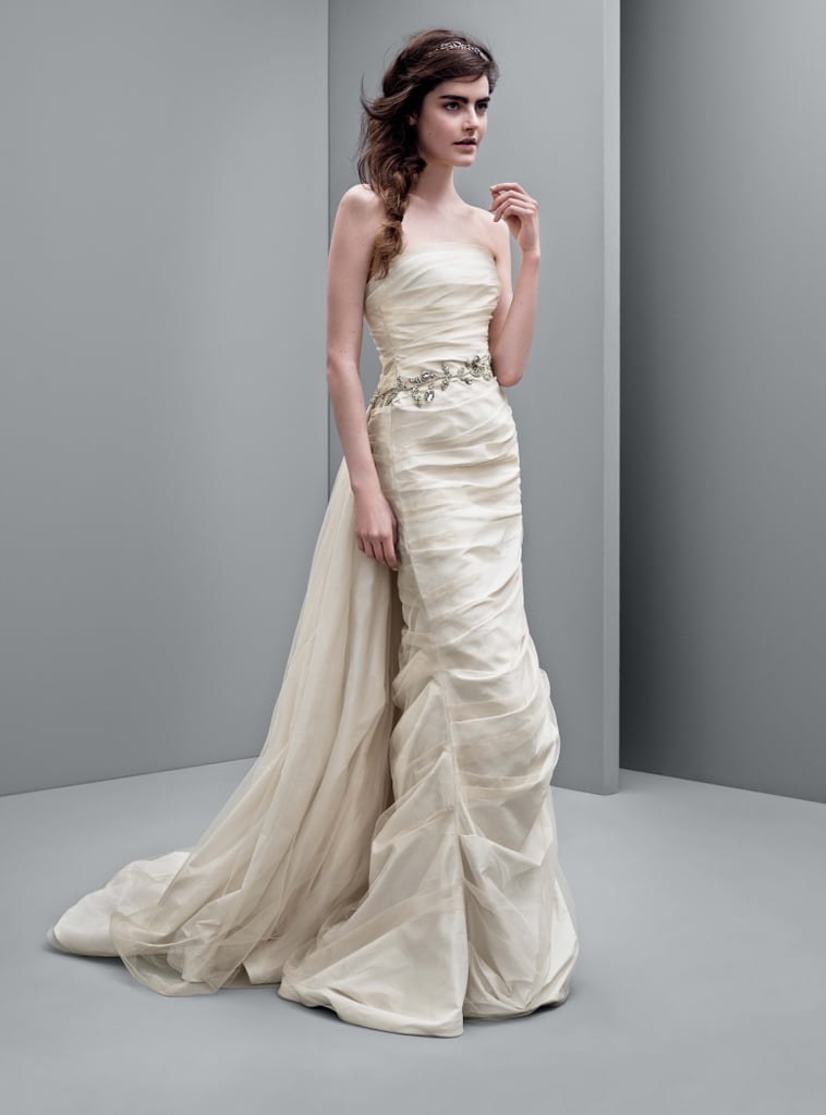 White by Vera Wang Fall 2014 Collection | POPSUGAR Fashion