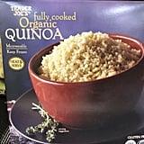Trader Joe's Frozen Cooked Quinoa