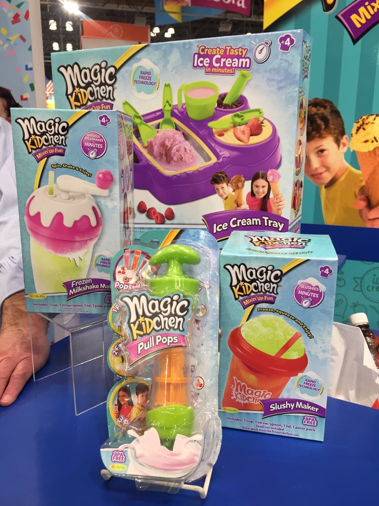 Little Kids Magic Kidchen Frozen Treats Line