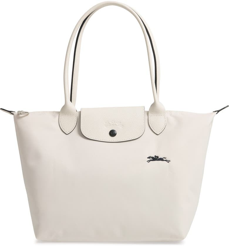 Longchamp Le Pliage Club Small Shoulder Tote   86 Discounted ...