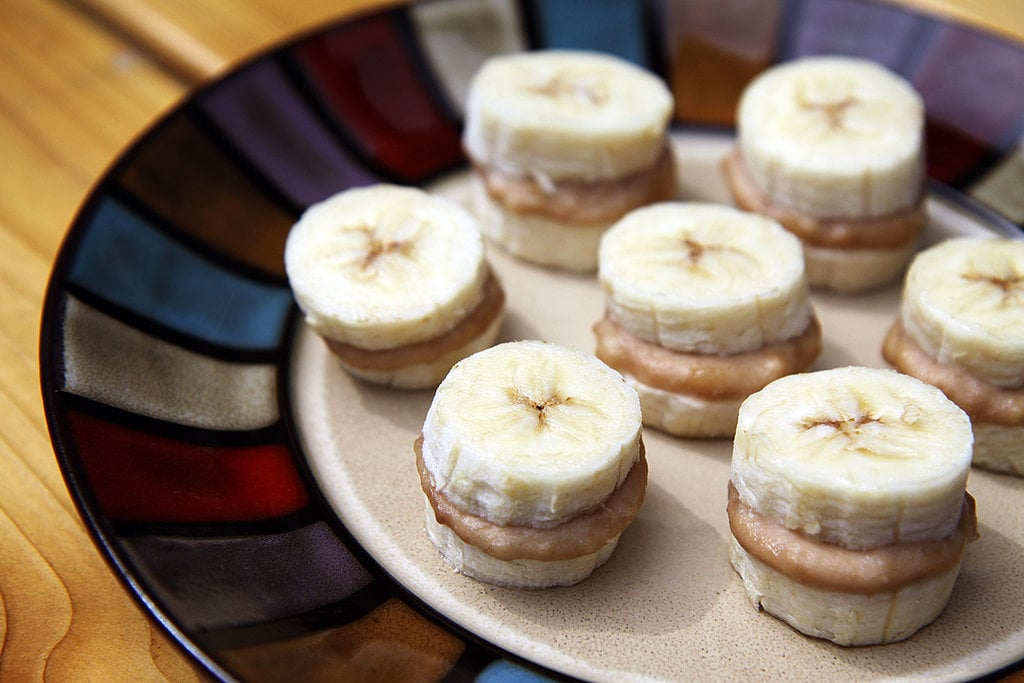 Frozen Banana Nibblers