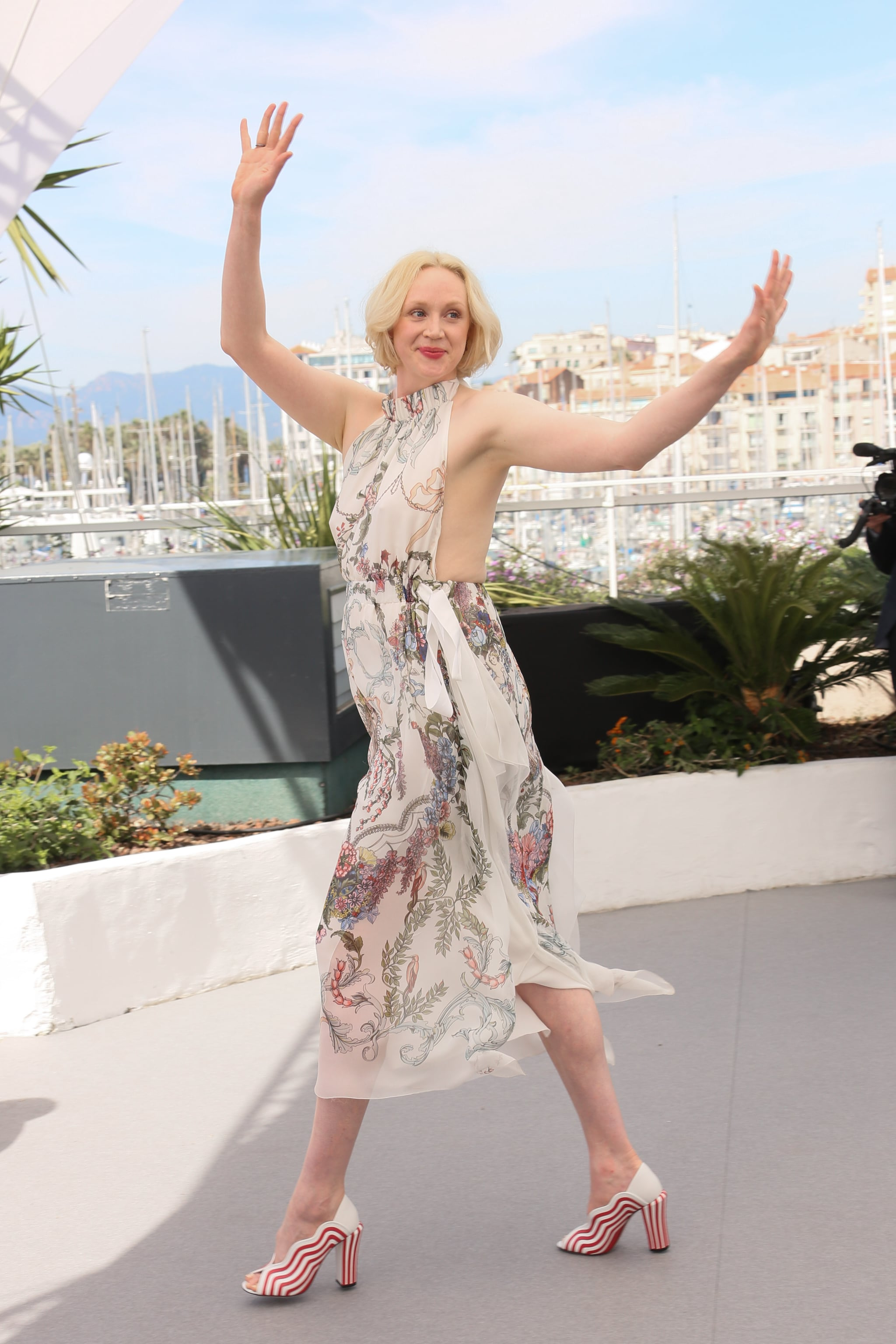 Gwendoline Christie Height | POPSUGAR Celebrity