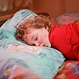 Make their bedtime routine as soothing as possible.