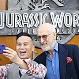 Pictured: B.D. Wong and James Cromwell