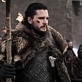 When Jon Snow Looks Concerned but Totally Sexy