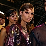 Backstage at Halpern