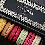 """""""With Ladurée's brand-new NYC location, I'm treating my family to a dose of the Parisian's insanely addictive macaroons that would also make a perfect holiday hostess gift — no one can resist them!"""" — Hannah Weil, assistant editor  Ladurée Macaroons"""