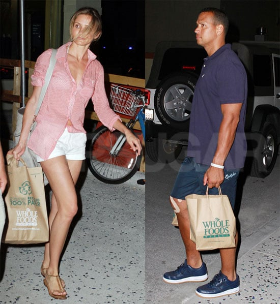 Cameron Diaz Takes Care of Alex Rodriguez Following His Mid-Season Knee Surgery