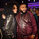 Pictured: Diana Ross and DJ Khaled