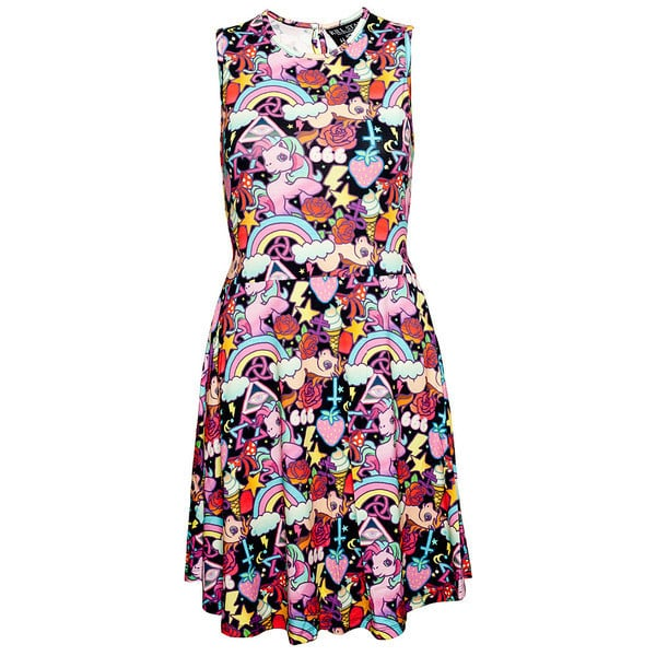 Kawaii Skater Dress ($76)