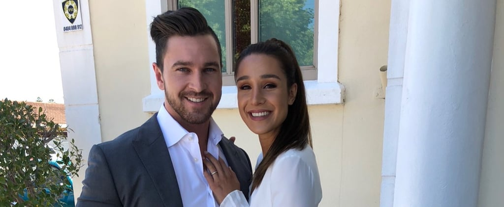 Kayla Itsines Engagement Ring