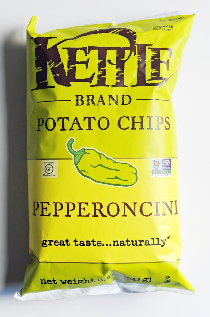 Kettle Brand Pepperoncini Best New Snacks 2015