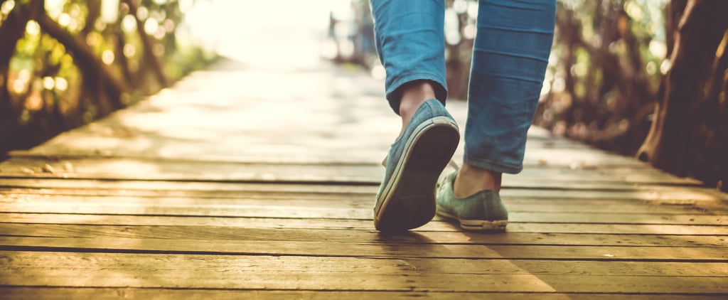 How Taking a Second Walk Every Day Eased My Stress