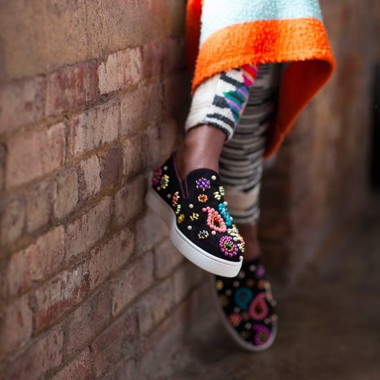 Best Floral Sneakers 2017