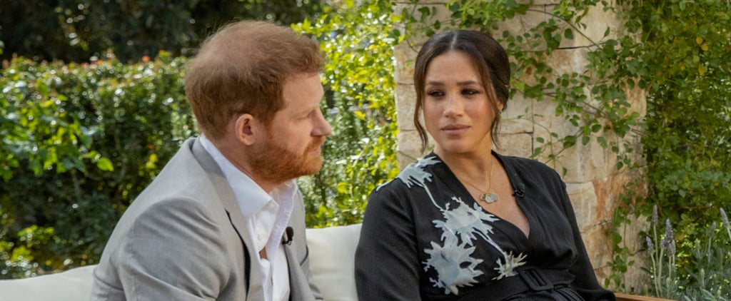 The Meaning Behind Meghan Markle's Dress on Oprah Interview