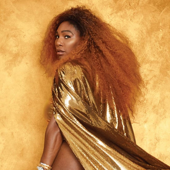 Serena Williams's Unretouched Photos in Harper's Bazaar 2019
