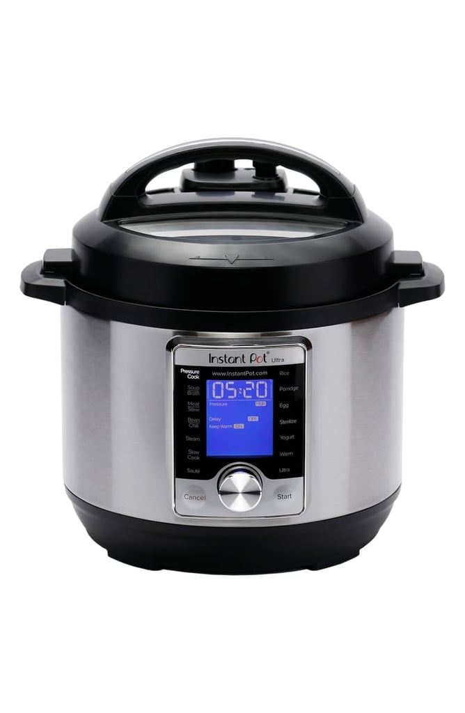 Instant Pot Ultra 3-Quart 10-in-1 Multiuse Programmable Cooker