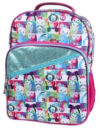 Disney Tsum Tsum Multi-Compartment Backpack