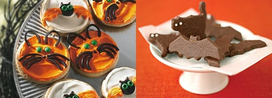 Bat and Cat Cookies Two Ways — Beginner and Expert