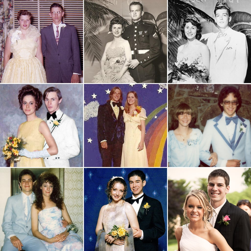 Vintage Prom Pictures