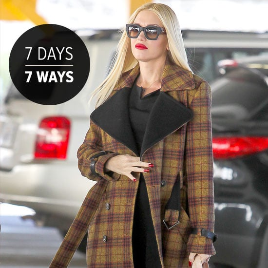 A Week Wearing Plaid Is a Lot More Chic Than You Think