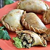 Chicken Spinach Poblano Empanadas