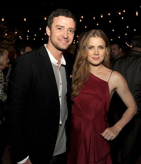 Justin Timberlake and Amy Adams paired up to promote their new film Trouble With the Curve on September 20.