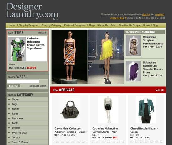 Fab Site: DesignerLaundry.com