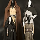 These clothing pieces can be found at Black Spire Outfitters.
