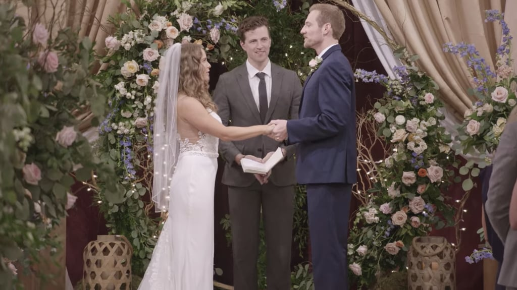 Did Kelly and Kenny Get Married on Love Is Blind Season One?