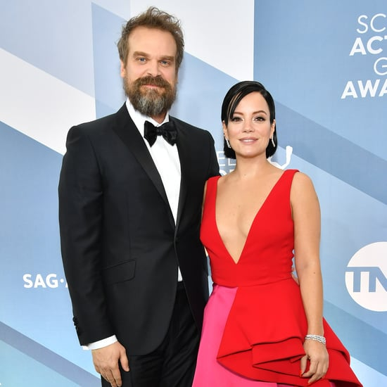Are Lily Allen and David Harbour Getting Married?