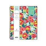 Floral Sketch Academic Planner