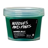 Lush Needles and Pines Shower Jelly ($10)