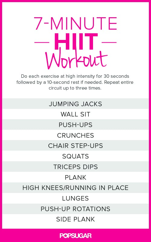 Just HIIT It