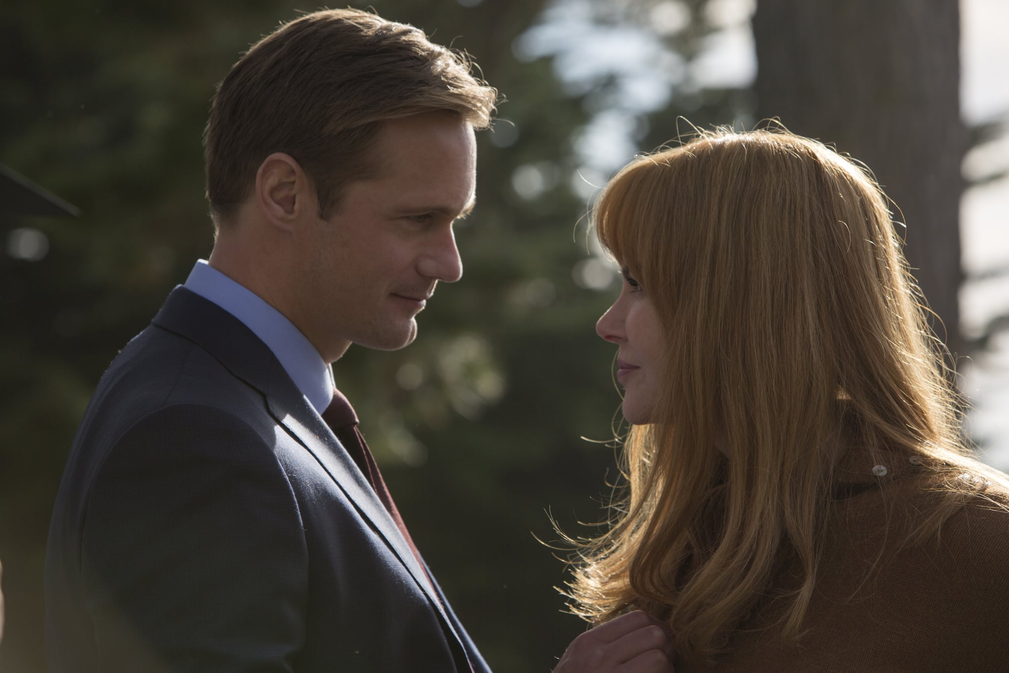 Big Little LiesSeries 01First LookCast Name Display: Skarsgard, Alexander;Kidman, NicoleCharacter Display: Perry Wright;Celeste Wright©2017 Home Box Office, Inc. All rights reserved. HBO®
