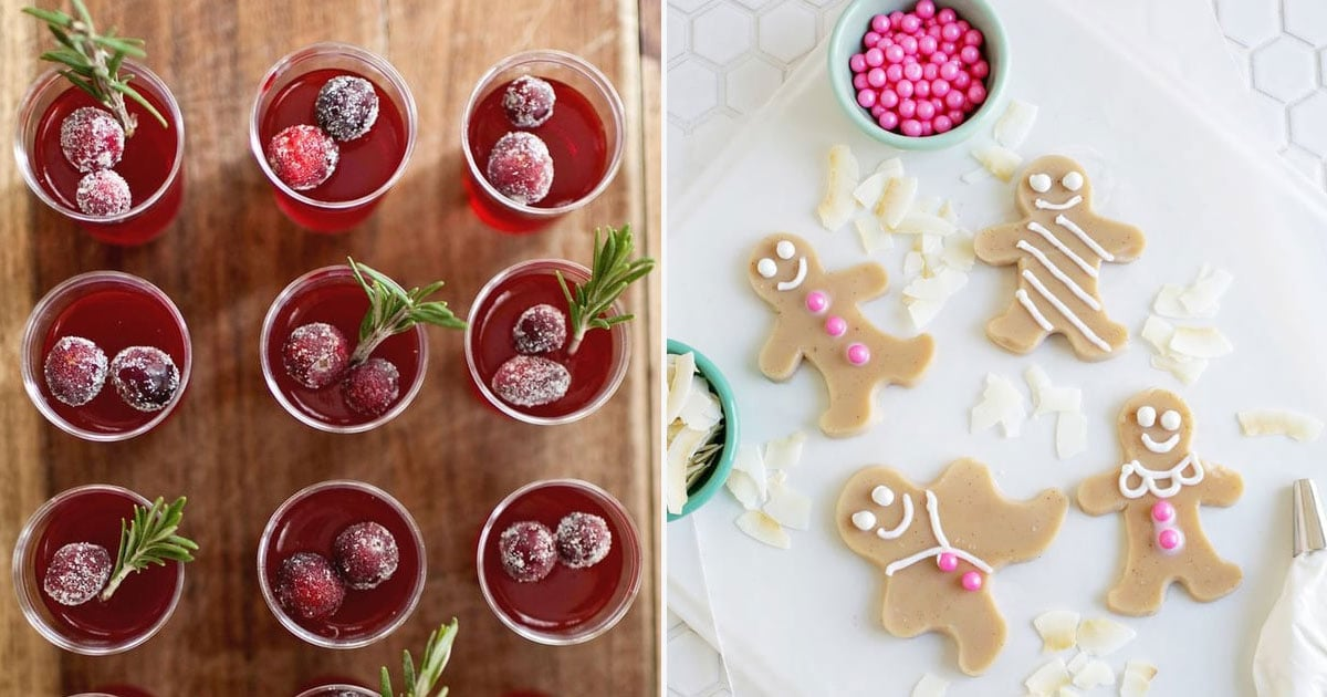 8 Holiday Jell-O Shot Recipes That'll Get You Lit Like a Christmas Tree