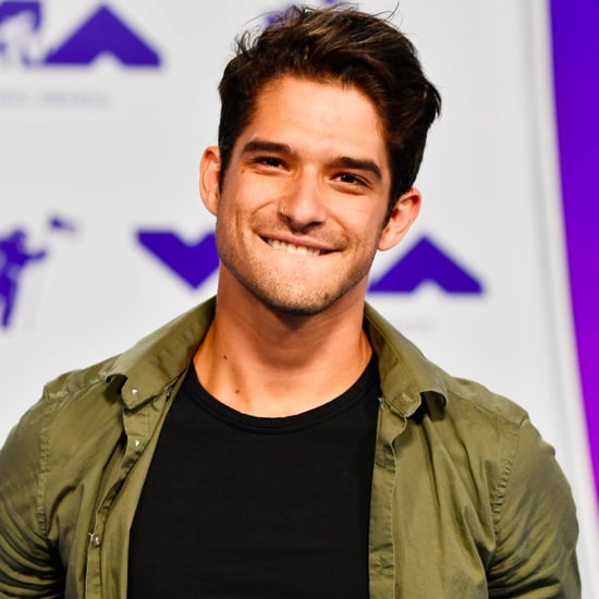 Tyler Posey at the 2017 MTV VMAs