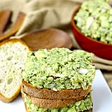 Avocado Tuna Salad Sandwiches