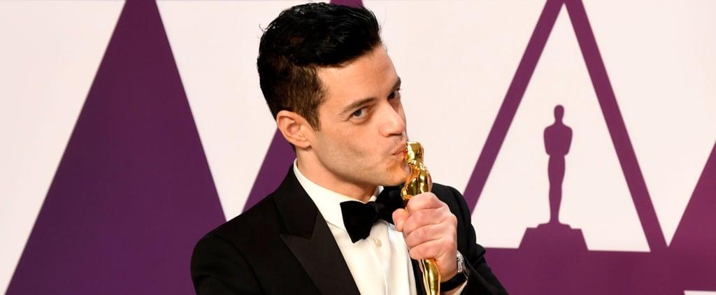 Best Rami Malek Moments at the 2019 Oscars