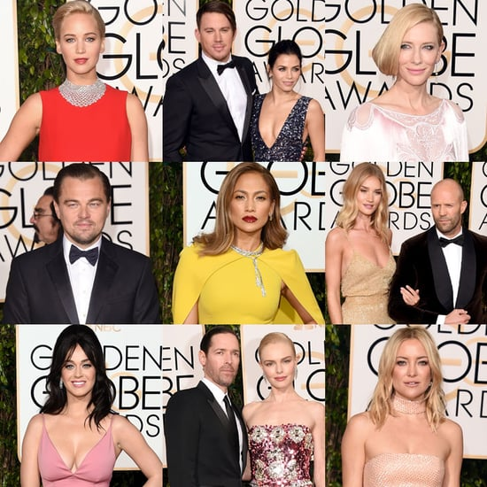 2016 Golden Globes Red Carpet Pictures